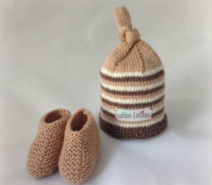 chausson bebe premature